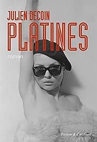 Platines par Decoin
