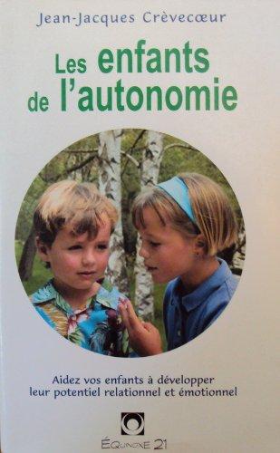 Les Enfants de l'autonomie, tome 2