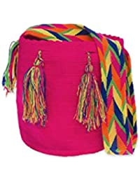 no bandolera Amazon Bolsos Incluir disponibles es wayuu bolsos qwR0I