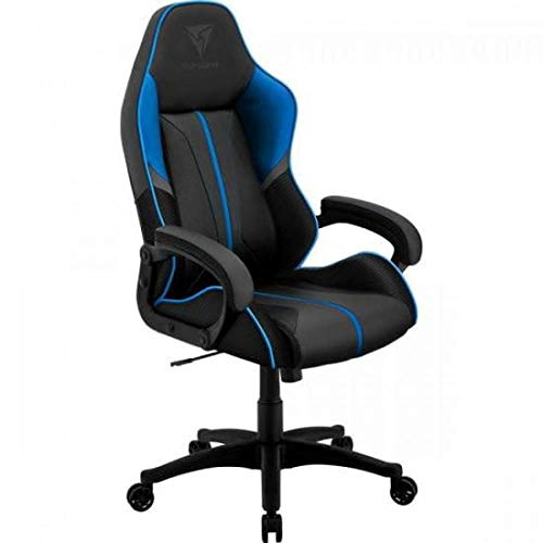 ThunderX3 BC1 BOSS, silla gaming tecnología AIR, color azul océano