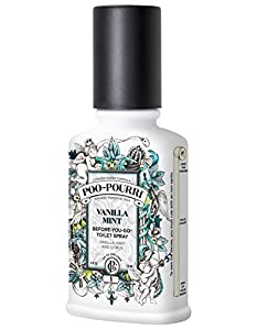 Poo-Pourri Citrus Vanille Parfum Menthe 4oz (118 ml)