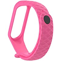 Zerama F¨¹r Xiaomi Mi Band 3 TPU Bunte B¨¹Gel-Armband Ersatz Smart-Sport-Uhr-Handgelenk-Band