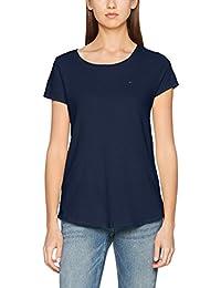 Hilfiger Denim Thdw Basic Sn Knit S/S 12, T-Shirt Femme