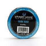VandyVape Mesh Wire SS316L