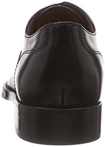 Lottusse L6591-00510-01, Oxfords Homme noir (JOCKER NEGRO)