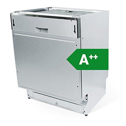 KKT KOLBE GS60VI Einbau Geschirrspüler vollintegrierbar/60 cm/A++ Energie sparend/EasyLift Oberkorb...