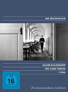 Der junge Törless - Zweitausendeins Edition Deutscher Film 1/1966