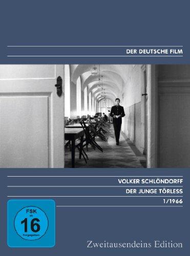 Der junge Törless - Zweitausendeins Edition Deutscher Film 1/1966.