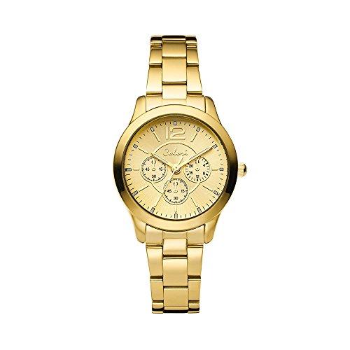 Colori Watch Colori Watch Damenuhr Supreme Metallarmband schmal Ø 30mm