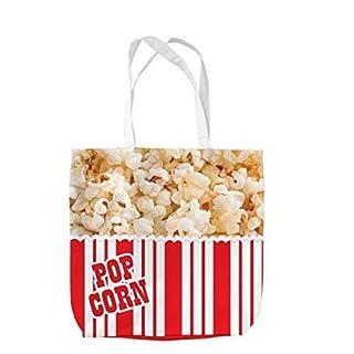 Popcorn Box Design Tasche Einkaufstasche Beach Schule Bag Accessory L & S Prints