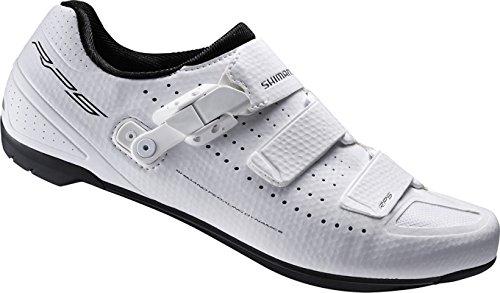 Shimano  SH-RP5W, Chaussures de cyclisme pour homme Blanc Cassé (White)