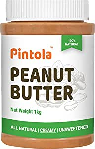 All Natural Peanut Butter Creamy (1kg)
