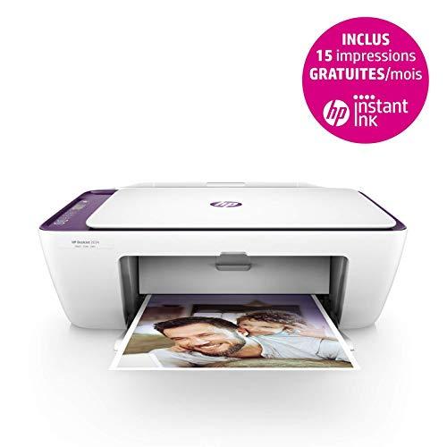 HP Deskjet 2634 Imprimante Multifonction Jet...