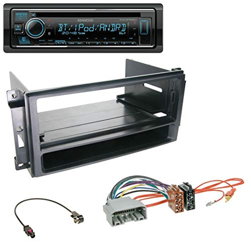 caraudio24 Kenwood KDC-BT530U AUX MP3 Bluetooth USB CD Autoradio für Chrysler 300C Sebring Dodge Avenger Nitro Jeep 07-13