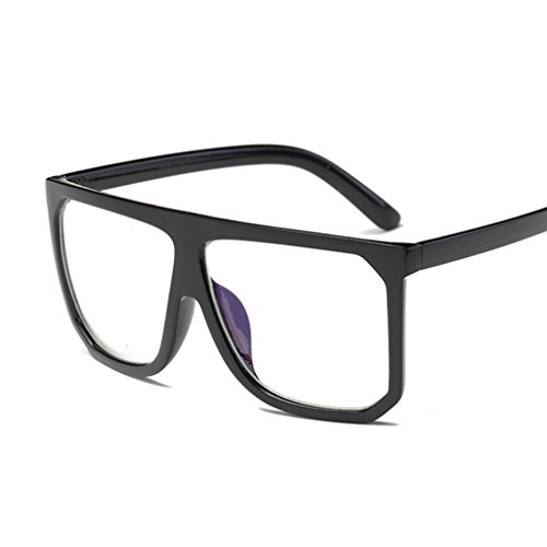 Donne uomini vintage piazza telaio bicchieri unisex moda aviatore specchio lente occhiali da sole retro eyewear metallo piazza occhiali viaggiare sunglasses (d)