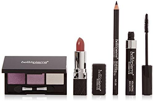 BellaPierre Cosmetics Travel Essentials Night violett, 2Nude -