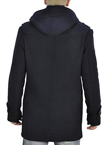 Michaelax-Fashion-Trade - Manteau - Uni - Manches Longues - Homme Blau(10)