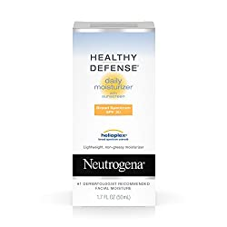 Neutrogena Healthy Defense Daily Moisturizer With Helioplex, Spf 30, 1.7 Ounce