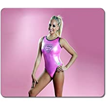 Art Mouse Pads Nastia Liukin 13904 Customized High Quality Eco Friendly Neoprene Rubber Mouse Pad Desktop Mousepad Laptop Mousepads Comfortable Computer Mouse Mat Cute Gaming Mouse pad
