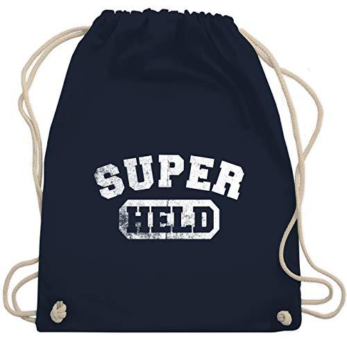 per Held Vintage - Unisize - Navy Blau - WM110 - Turnbeutel & Gym Bag ()