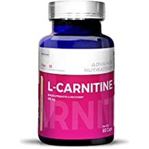 Advance Nutratech L-Carnitine L-Tartrate - 60 Capsules