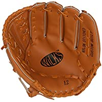 Wilks BR404 - Guantes de Jardinero para sófbol, Color marrón, Talla Value Not Found