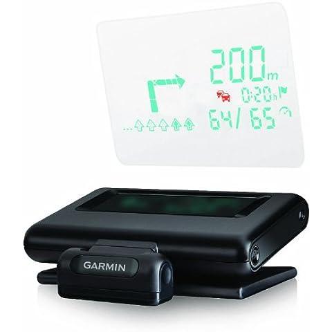 Garmin 010-12024-04 - Proyector para navegador de coche, color negro de