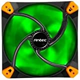 ANTEC TrueQuiet 120mm Green LED Case Fan / TRUE QUIET 120 GREEN /