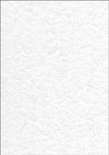 Sigel DP657 Carta da Lettere / Carta strutturata, pergamena grigio, A4, 200 g, 50 fogli