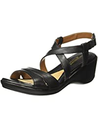 Naturalizer Women's Tammi Leather Fashion Sandals
