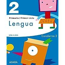 Lengua 2. Cuaderno 2 (UNA A UNA)