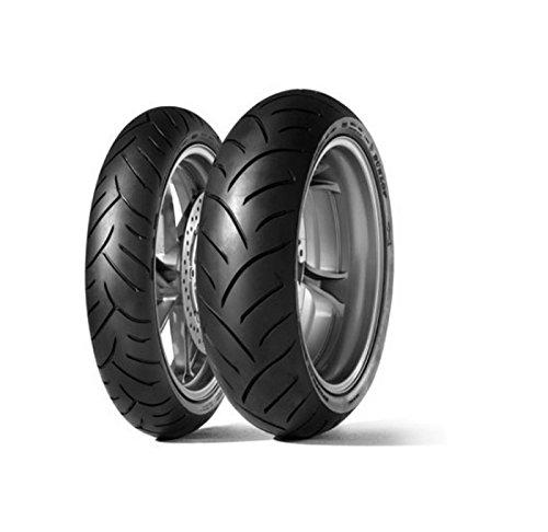 Moto Pneu 55//55//R17 73W A//A//70dB PIRELLI 180//55 ZR17 73W DIABLO ROSSO III TL