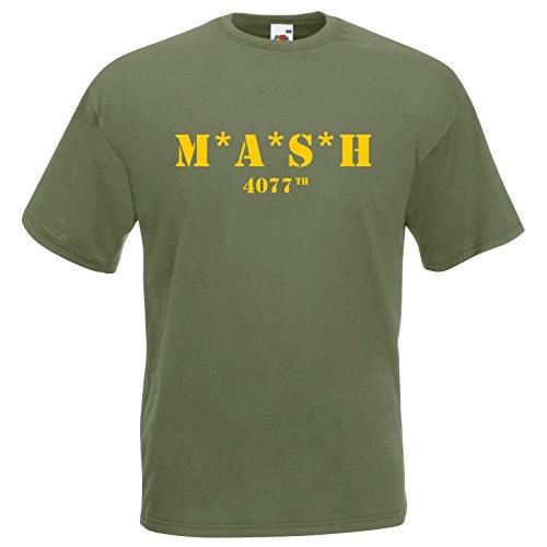 Preisvergleich Produktbild M.A.S.H - M*A*S*H - T-Shirt, Gr. M