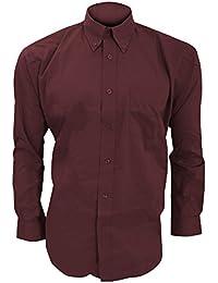 Chemise à manches longues Kustom Kit pour homme