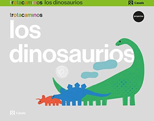 Los dinosaurios 5 años Trotacaminos - 9788421862469