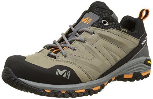 Millet Hike Up Chaussures de Randonnée basses Hommes Multicolore (Beige/Black)