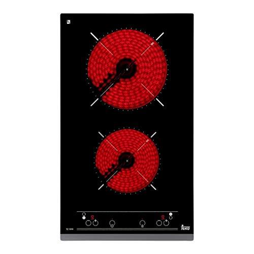 Teka TZ 3210 Integrado Cerámico Negro - Placa (Integrado, Cerámico, Vidrio y...