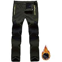 Pantalones Softshell de Escalada al Aire Libre para Hombres/Pantalones de Carga Fina Freiesoldaten