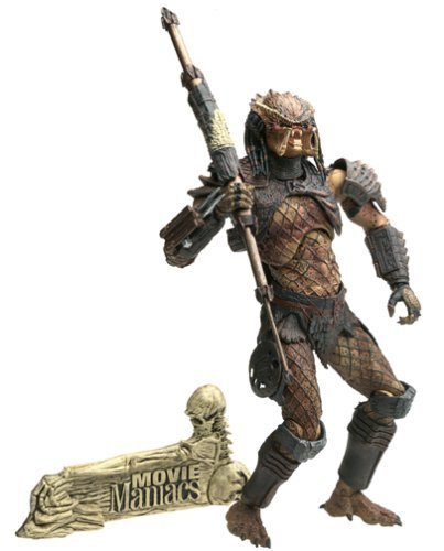 McFarlane Toys Movie Maniacs Series 6 Alien and Predator Action Figure Predat... by McFarlane Toys