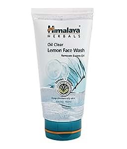 Himalaya Oil Clear Lemon Face Wash, 150ml