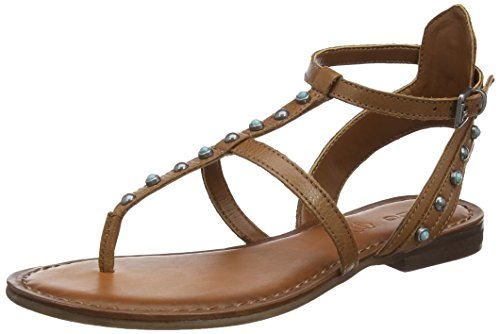 Aldo Careen, Sandali Punta Chiusa Donna Brown (camel)
