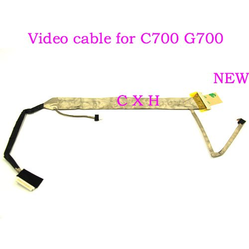 LCD-Videokabel für HP Compaq G7000 C700 LCD Flex Cable DC02000FM00 -