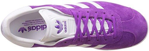 adidas Gazelle, Scarpe Running Uomo S Purp/W