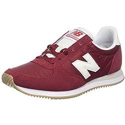New Balance 220, Zapatillas para Mujer, Rojo (NB Scarlet/White CRA), 40 EU
