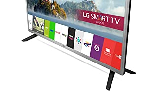 LG 32LJ590U 32 inch Smart LED TV (2017 Model)