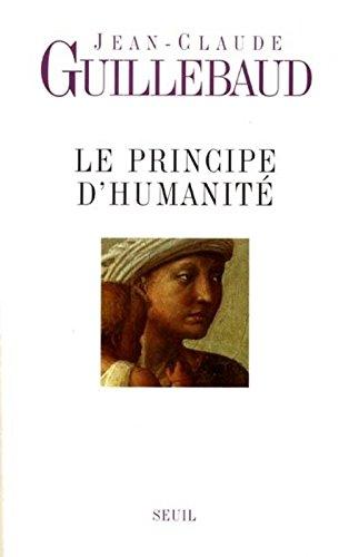 Le Principe d'humanit