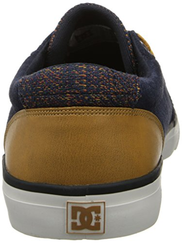 DC COUNCIL SE M XKWS Herren Sneakers Blau (NAVY - NVY)