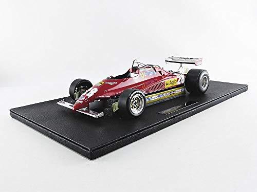GP REPLICAS GP12-10B - Coche en Miniatura, Color Rojo