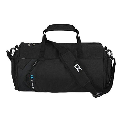 snfgoij Sporttasche Herren Reisetasche Weekend Reisetasche Seesack Leichte Casual Gepäcktasche Schulter (Erwachsene Schuluniform)