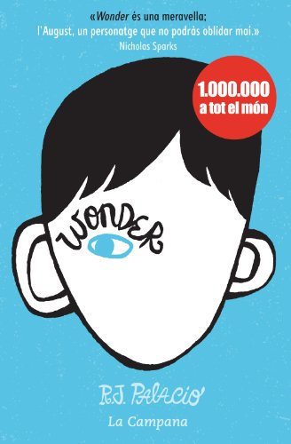 Wonder (Catalan Edition) eBook: R.J. Palacio: Amazon.es: Tienda Kindle